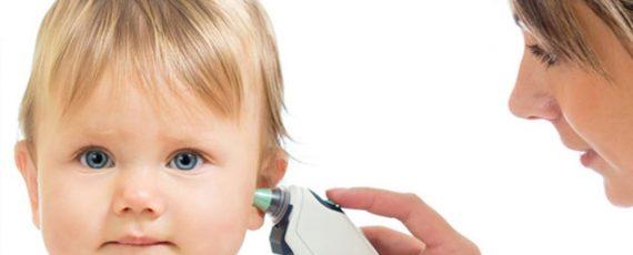 Emissões otoacústicas (teste da orelhinha)