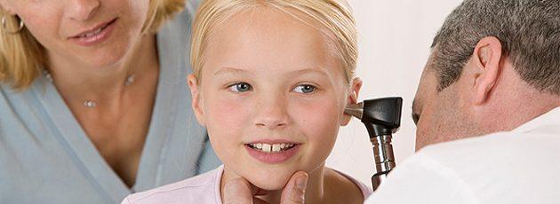 Otorrinolaringologia Pediátrica